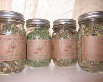 Organic Tea Cleanse