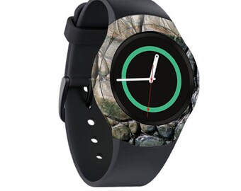Skin Decal Wrap for Samsung Gear S2, S2 3G, Live, Neo S Smart Watch, Galaxy Gear Fit cover sticker Gator Skin