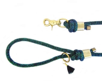 Dog leash - beetle Paracord dog leash - Paracord dog leash - beetle - leash - Leash Paracord leash - glitter