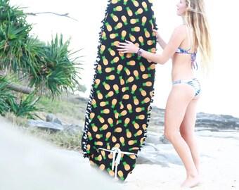 Handmade All in One Surfboard Bag  & Sleeping Bag | Surfboard Hugger