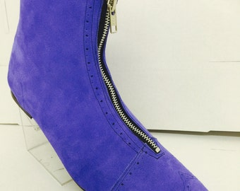 Original Brogued Pikes-Pixie Boots ...Choice of Colours