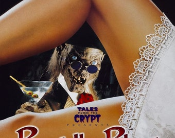 Tales from the Crypt Bordello of Blood 1996 Movie Posterr - Ships FREE