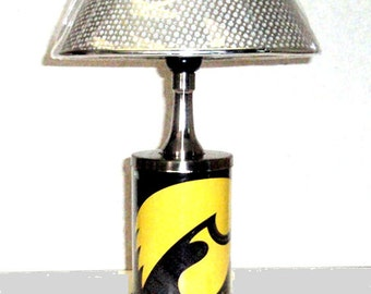 IOWA HAWKEYES Table Lamp