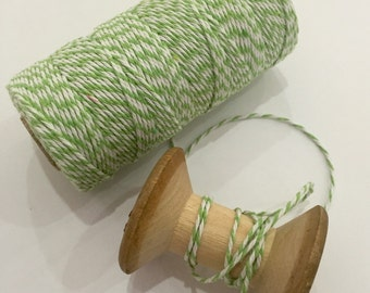 Green Bakers Twine - 110 yards