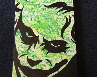 The Joker Painting