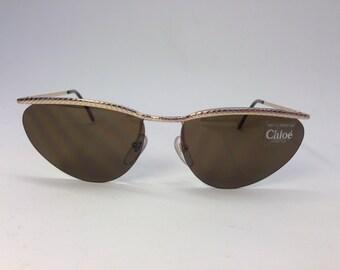 Vintage sunglasses Chloé 1980 CAT EYE