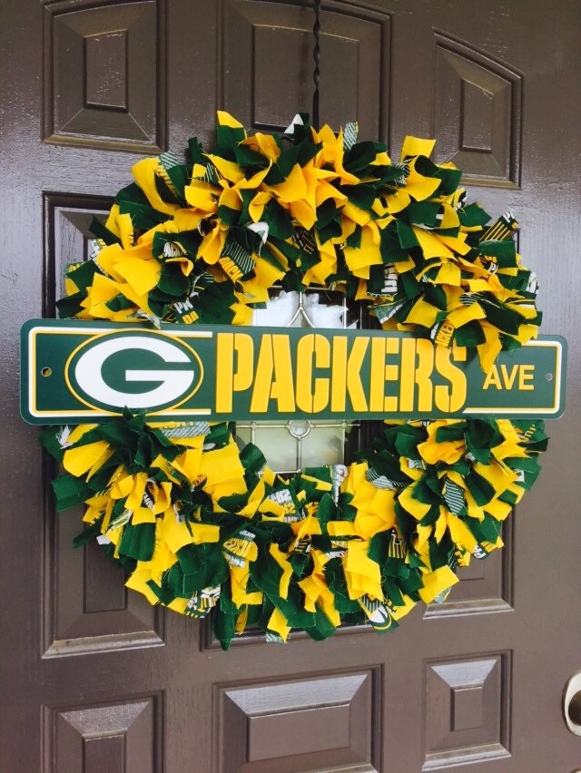 Football Decorations Sports Decor Green Bay Packers NFL