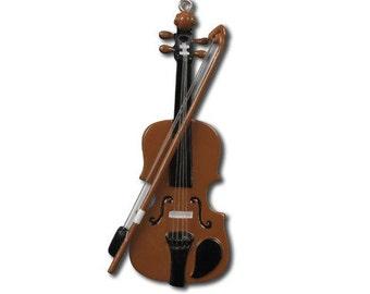 Violin Personalized Music Ornament