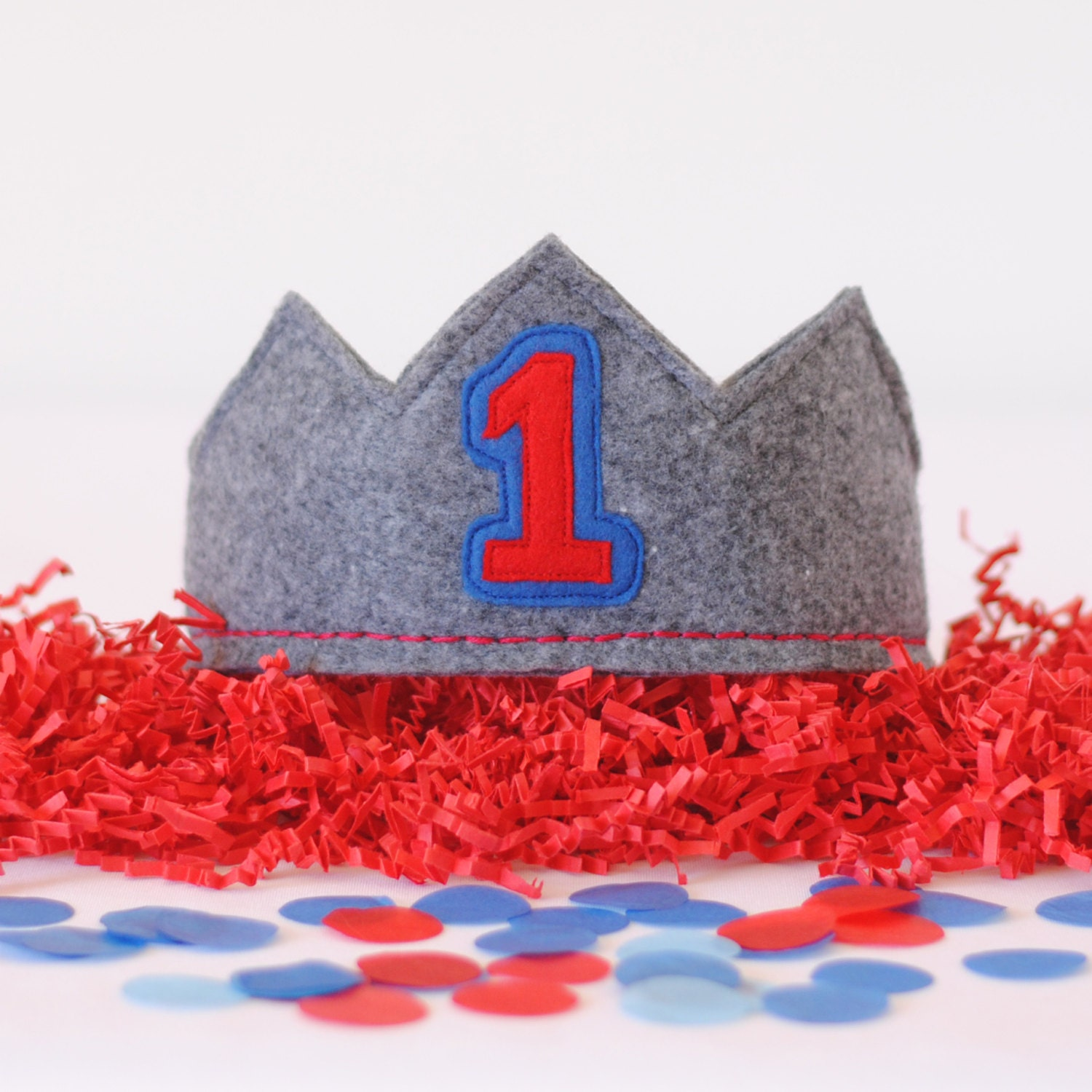 First Birthday Boy Boy Birthday Crown Boy Birthday: 1st Birthday Crown Boy First Birthday Hat Boy Birthday Hat