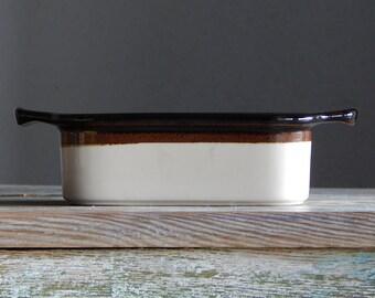 Scandinavian Vintage Butter Jar Butter Dish 1970s