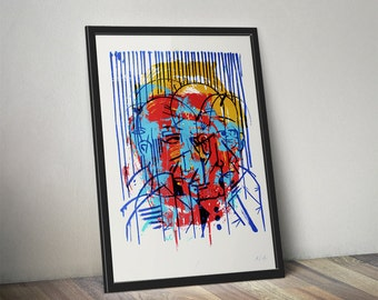 Untitle - screenprint - limited edition