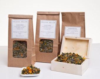 Loose Leaf Tea -Chamomile/Catnip Sleep Tea- Herbal Tea - Loose Leaf Tea Set -Tea Lover Gift- Stress Relief Tea- Foodie Gifts