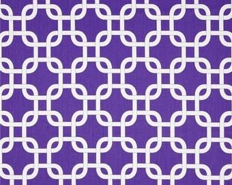 Purple  Valance. Purple  Chainlink  Valance.Purple  Striped Valance.Purple and white Gotcha valance.Thistle Canopy.