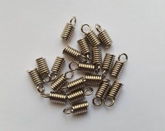 Necklace Spring Connector