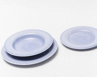 "Dishes Service Ceramics, ""Horizon"""
