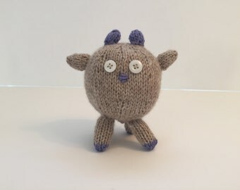Small Knit Reindeer
