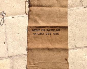 Vintage deadstock sack