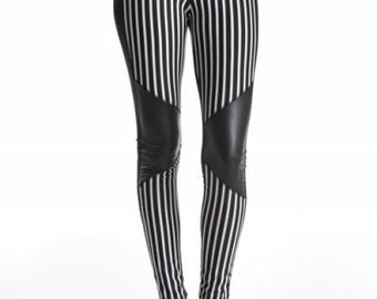 Manor House* - womens black faux leather leggings