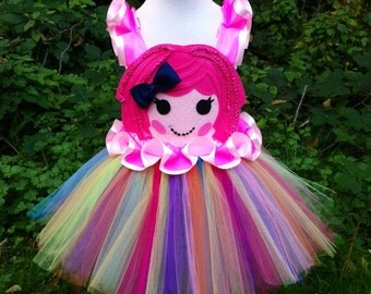 Doll costume/Doll themed birthday party tutu dress