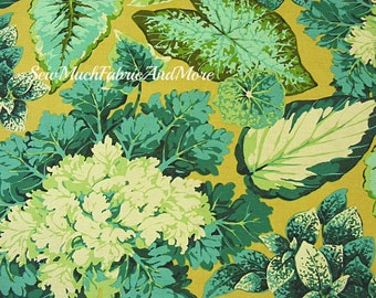Variegated Garden Combo fabric by Westminster Rowan~By the Yd~Asst. Plants~Martha Negley