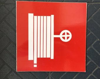 Vintage Industrial Sign