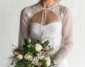 ON SALE~ JANE - 1970's Vintage Wedding Dress