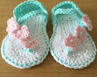 Handmade Baby sandals
