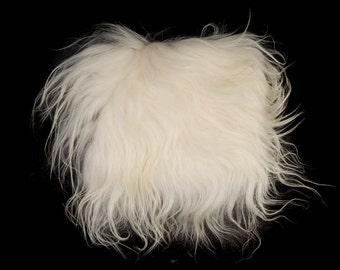White Icelandic Lamb Project Piece