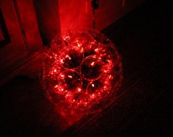Sparkleball - Christmas Lighting, Christmas Decoration, Indoor/Outdoor Lights - Color