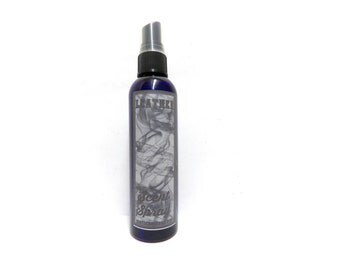 Leather 4oz bottle of Scent Spray - Use as Body Spray, Room Spray or Air Freshener