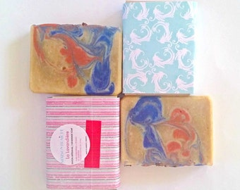 Handmade soap with Lavender - the Washerwoman