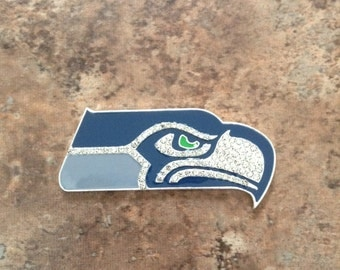 Seahawks flat back 2x1/2 inches