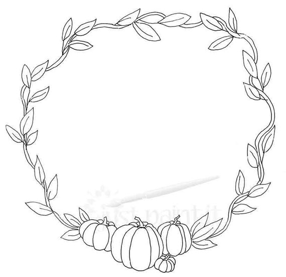 rose garland coloring pages - photo#19