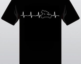 Sprintcar HeartBeat Shirt