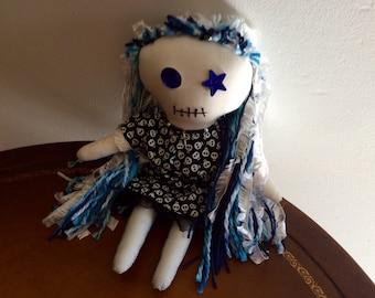 Zombie Walker rag doll