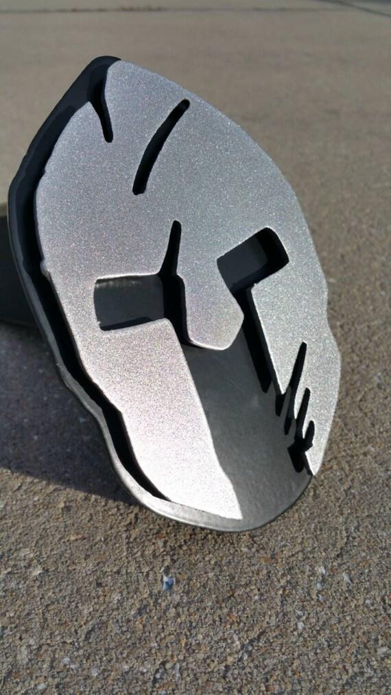 Spartan trailer hitch cover