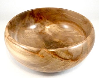 Sweet Gum Bowl with Awesome Color