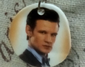 Doctor Who 11th Dr Matt Smith Necklace