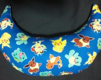 Pokemon Pillow, Moon-shaped