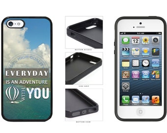 Everything Is An Adventure With You Phone Case - iPhone 4 4s 5 5s 5c 6 6 Plus iPod Touch