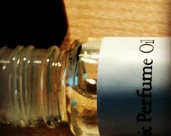 Organic Perfume Oil