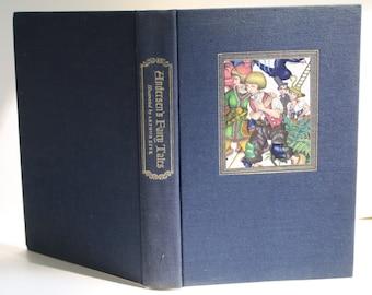 Andersen's Fairy Tales by Hans Christian Andersen - Grosset & Dunlap 1945
