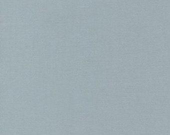 Robert Kaufman Kona Solids Titanium (Half metre)
