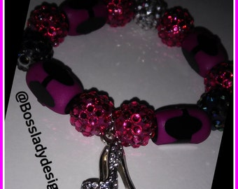 Pretty Stiletto Bracelet