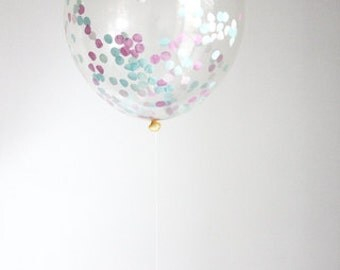 Confetti Filled Balloon - Candy Shoppe