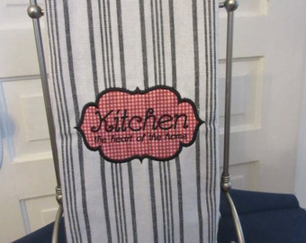 Kitchen hand towel