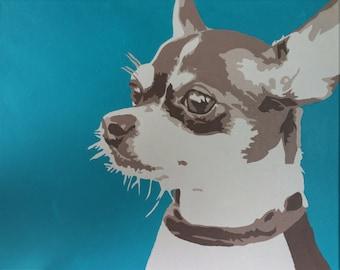 Contemplative Chihuahua