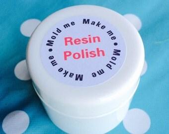 Resin Polish - Shine DIY 50ml Mould Mold Silicone