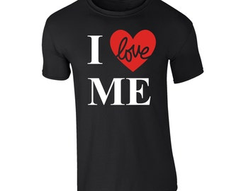 I love me t-shirt (valentines day funny t-shirt)