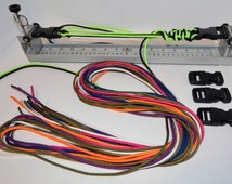 """Acid Tactical® 15"""" Professional Paracord Jig Kit - Jig, Paracord, & Clasps included"""